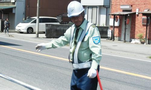 雑踏警備業務(交通誘導警備業務)